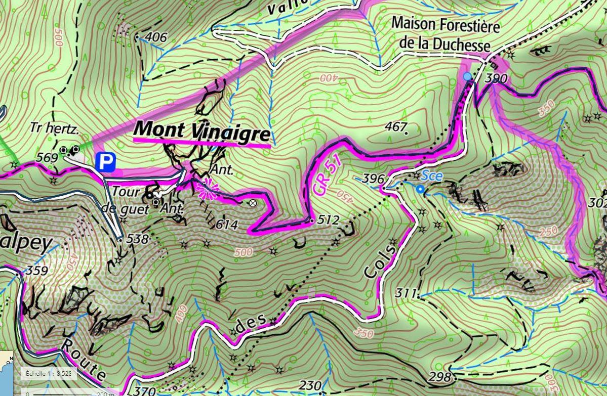 Capture_Mont Vinaigre