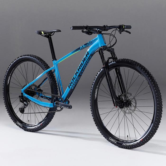 V lo VTT XC 500 29 semi rigide EAGLE 1x12 bleu ciel